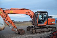 Used Doosan DX225LC