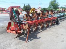 Kverneland reversible plow Vari