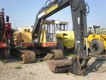 Akkerman tracked excavator Volv