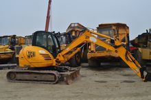Used JCB tracked exc