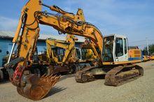 Liebherr R914 tracked excavator
