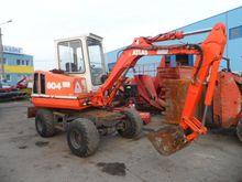 Atlas 804 Wheel Excavator