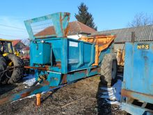 Manure spreader Rolland 1200