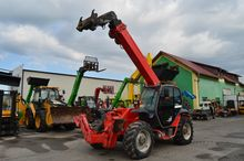 Telescopic Forklift Manitou MVT