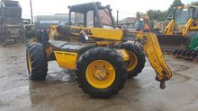 Used JCB Telescopic