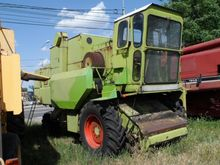 Used Combine Claas D