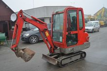Used Yanmar B15 mini