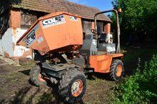 Mini dumper Ausa 300AHG