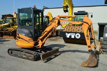 Case CX27 mini excavator