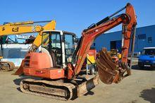 Terex HR18 mini excavator Schae
