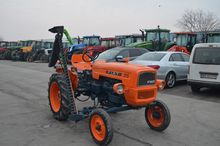 Tractor of the era of Fiat 215