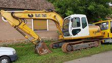 Tracked excavator Black Track Z