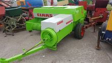 Used Baler Claas Mar