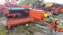 Used Baler Deutz-Fah