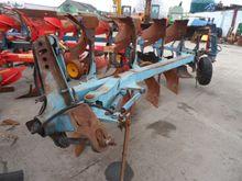 Lemken reversible plow
