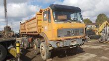 3535 Mercedes 8x4 dump truck