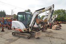 Used Bobcat 331 mini