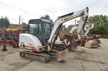 Bobcat 331 mini excavator