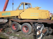 Kato mobile crane 16T