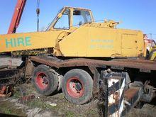 Used Kato mobile cra