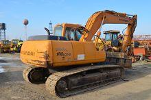 Crawler Excavator Hyundai Robex