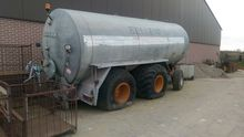 Used 2 axle trailer