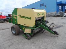Used Krone round pre