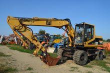 Excavator Caterpillar M312