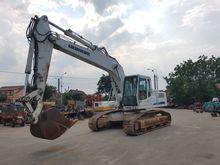Liebherr 924 tracked excavator