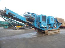Used Jaw crusher Ter