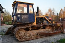 D600 bulldozer Hanomag