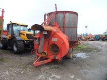 Pedrotti grain dryer Mobile S12