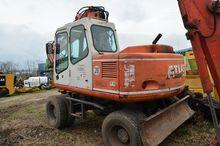 Wheel excavator Atlas 1204