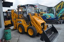 Mini backhoe JCB 1CX