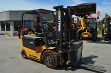 Detank FB30 electric forklift