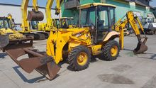 JCB backhoe 2CX