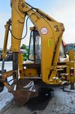 Caterpillar CAT 428C backhoe