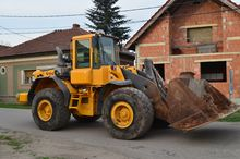 Volvo wheel loader L110E