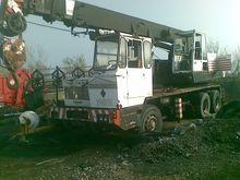Renault PPM crane