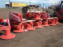 New and used rotary mowers