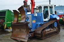 Caterpillar bulldozer D6M