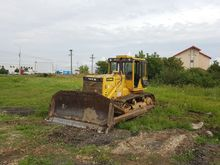 Russian bulldozer CHTZ T170