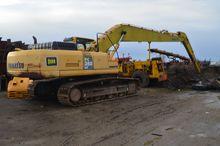 Tracked excavator Komatsu PC350