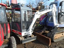 Used Bobcat 320 mini
