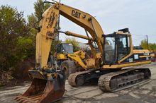 Caterpillar 325L Excavator care