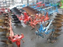 Used Reversible plow