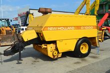 Big baler New Holland D1000
