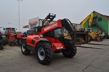 Manitou MT 732 telescopic loade
