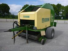 Used Krone round bal