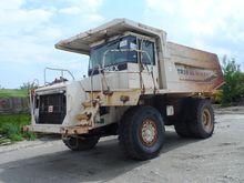 Used Terex TR35 Dump
